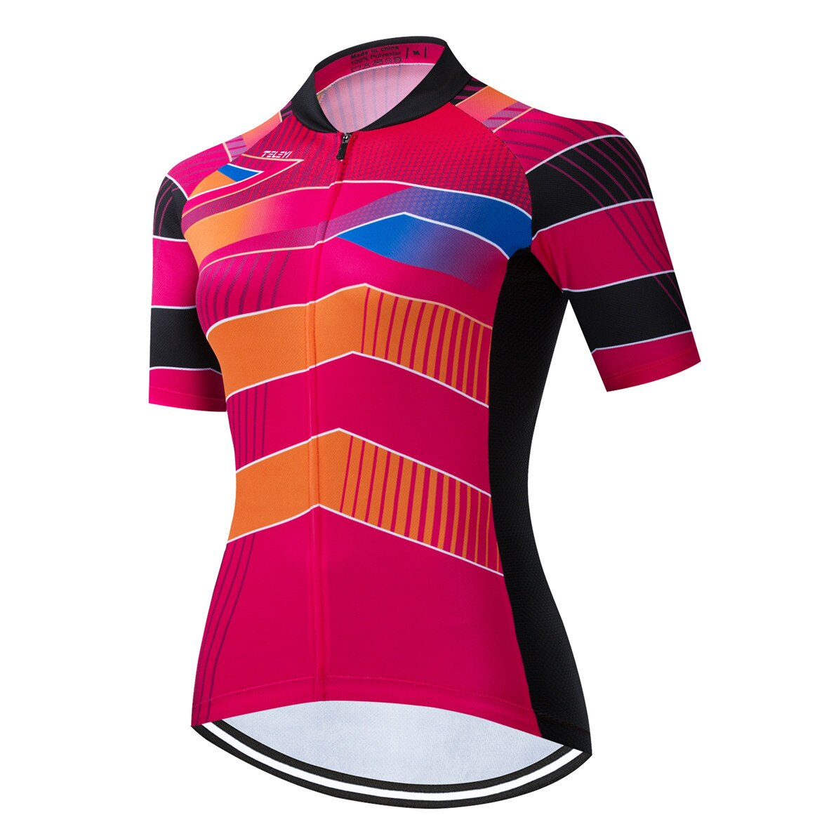 2020, Jersey de Ciclismo para mujer, camiseta de Ciclismo de carretera, camiseta de Ciclismo, Ropa de equipo, maillot de carreras, chaquetas femeninas, naranja, rojo