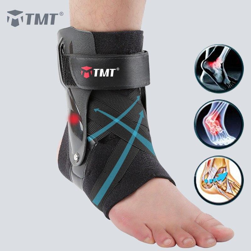 TMT tobillo pesas soporte férula correa ajustable vendaje correas deportes pie elástico envoltura para guardia pulverizadores Protector de lesiones 1 ud.