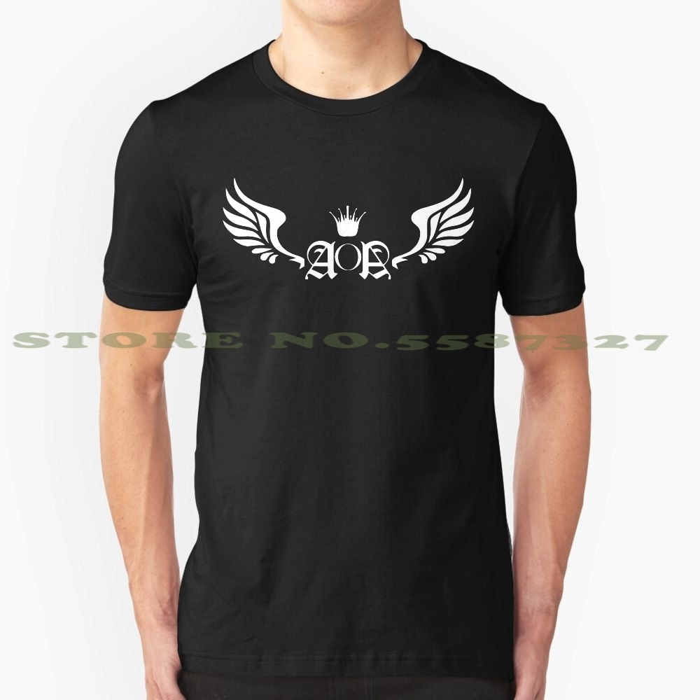 Camiseta divertida Kpop - GirlS Day X Aoa (blanca) de verano para hombres mujeres K Pop Girls Day Daisy Ace Of Angels Aoa Elvis