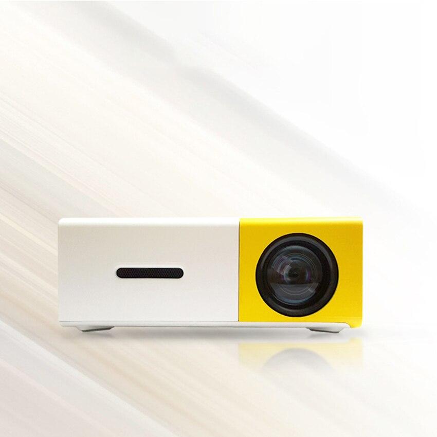 جهاز عرض صغير للجيب ، 400-600 لومن يدعم HD 1080P HDMI-متوافق/VCVBS/ TF/ AV/USB ، كمبيوتر محمول/هاتف لفيلم المسرح المنزلي