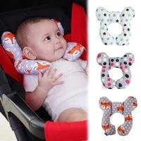 kids children baby pillow soft neck support infant car cushion u shape cotton infant nursing pillow toddler sleep positioner