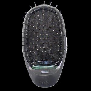 Ionic Electric Hairbrush Portable Electric Ionic Hairbrush Negative Ions Hair Comb Brush Hair Modeling Styling Magic Hairbrush