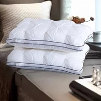 hotel collection bed pillows for sleeping queen size pillow for back stomach or size sleepers