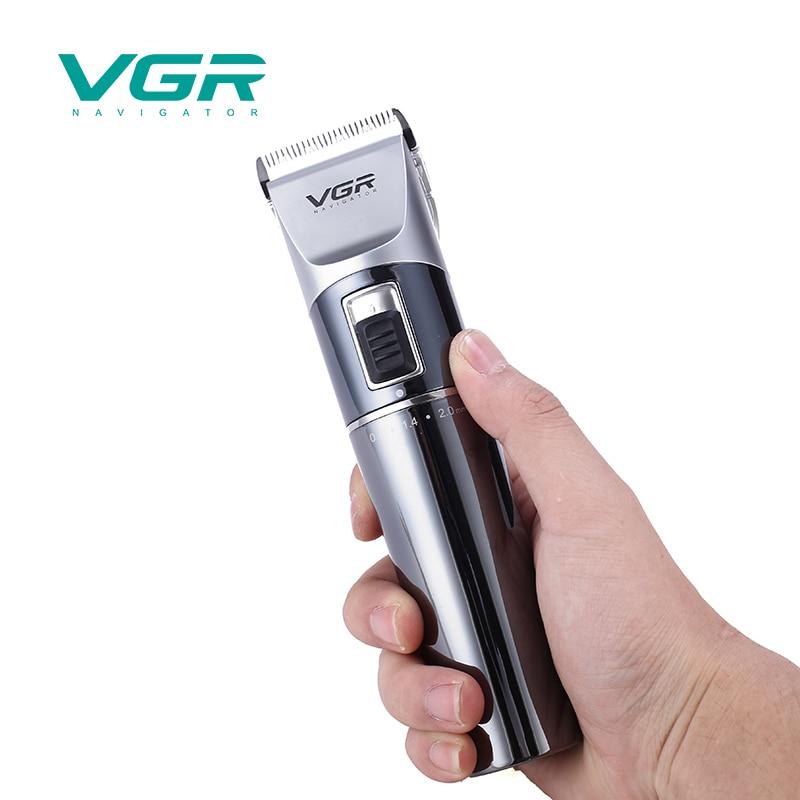 Rechargeable Hair Clipper Multifunctional Wireless Electric Razor Men's Smart Display Battery Sharp Trim enlarge