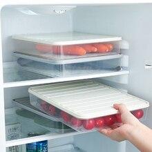 Contenitori per alimenti contenitori per congelatore contenitori per alimenti in plastica farina scatola per congelamento lievito Pizza scatola per cereali imbarcazioni per alimenti