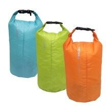 8L portátil impermeable bolsa seca Nylon PU impermeable bolsa de natación bolsa de almacenamiento bolsa de Camping senderismo bote