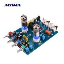 AIYIMA Amplificador Bluetooth Rohr Vorverstärker Fieber Hifi 6J5 Galle Vakuum Tube Preamp JRC5532 Pre Verstärker Tone Control Board