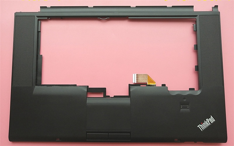 Brand new original for Lenovo ThinkPad T520 W520 laptop C case with fingerprint + touchpad shell 04X