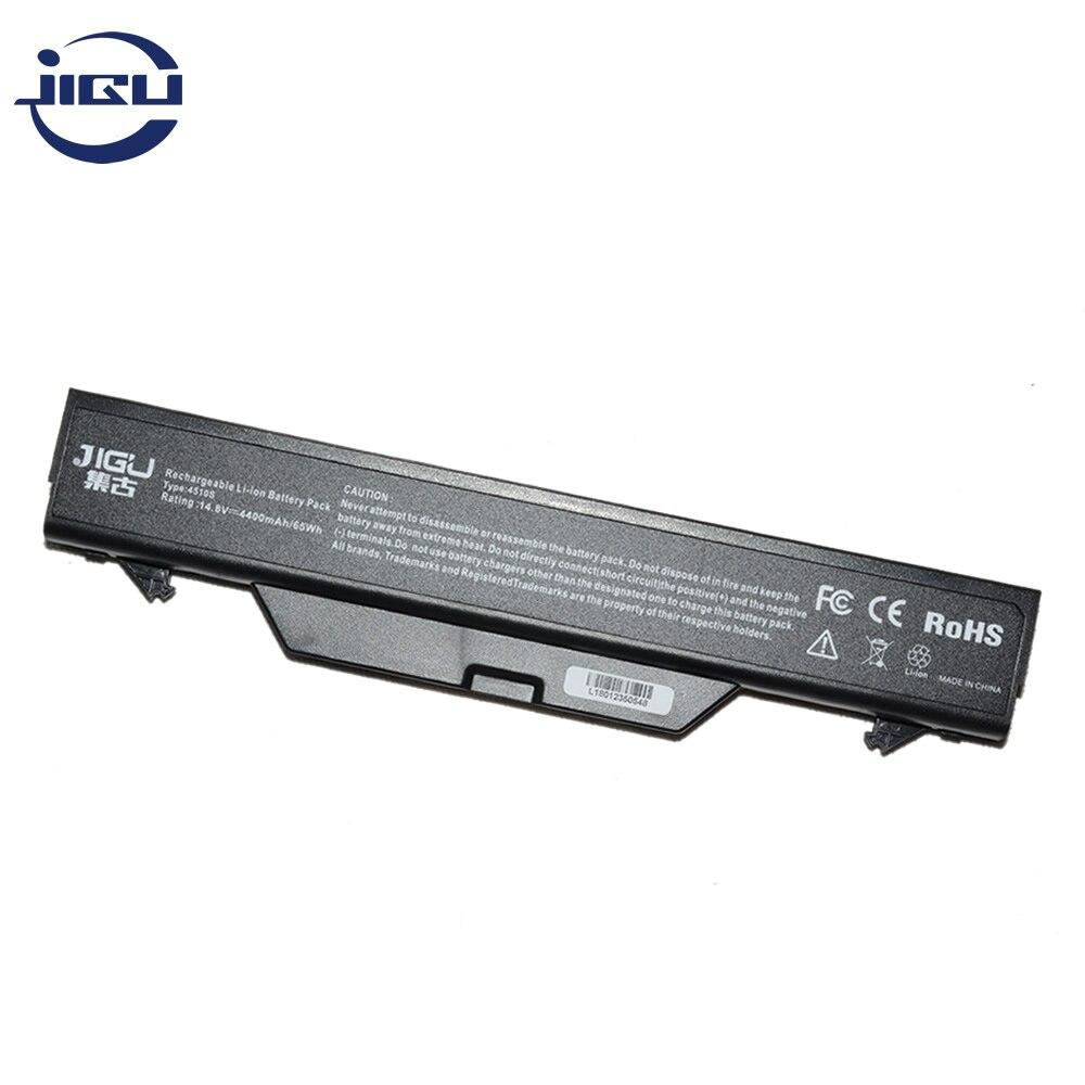 JIGU 14.8 فولت بطارية الكمبيوتر المحمول HSTNN-I61C HSTNN-LB88 593576-001 ل HP ProBook 4710s سلسلة 4515s سلسلة 4720s سلسلة 4510s