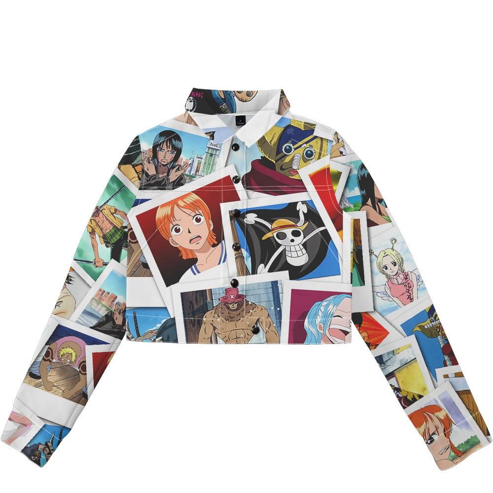 Женская джинсовая куртка с высокой талией, Слитная модная уличная одежда из денима в стиле хип-хоп, одежда из денима для девушек, лето 2021