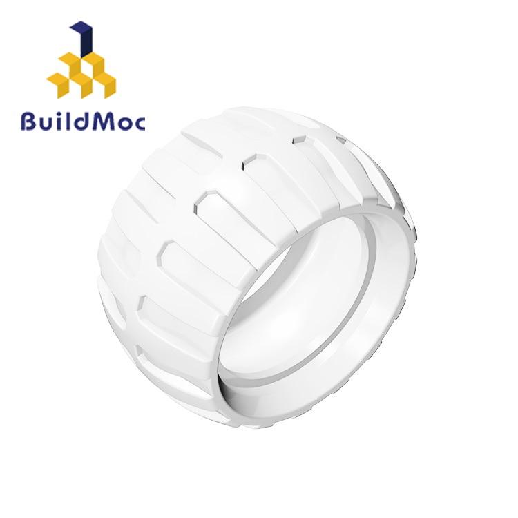BuildMOC 61481 Wheel For Building Blocks Parts DIY LOGO Educational Creative gift Toys
