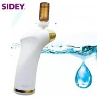 sidey deep cleansing moisturizer hair care nano mist spray device for face