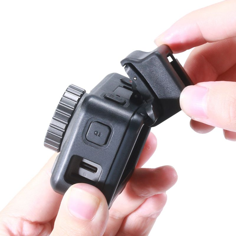 For DJI OSMO Action Mic Adapter Video Microphone Cold Root Stabilizer Mount Sports & Action Video Cameras Accessories