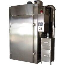 11KW acier inoxydable four électrique entièrement automatique haute température cuisson rapide fumé tofu fumée machine 380V CHYX-30