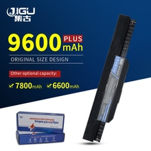 JIGU Laptop Battery For Asus X54 X54F X54H  X54K X54L X54LB X54L X84 X84C X84H X84L X84S X84SL X53 K53SV K43SV K53TA