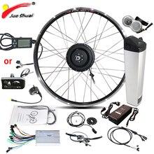20/24/26/29 pouces 700C avant arrière moyeu moteur roue Ebike kit de conversion 250W/350W/500W 36V vélo électrique Kit complet ebike kit