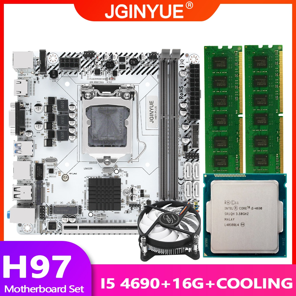 h97-motherboard-lga-1150-set-kit-with-intel-core-i5-4690-processor-16g28g-ram-memory-with-cooler-cooling-fan-h97i-plus