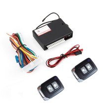 Car Remote Central Door Lock Keyless System Remote Control Car Alarm Systems Central Locking withAut