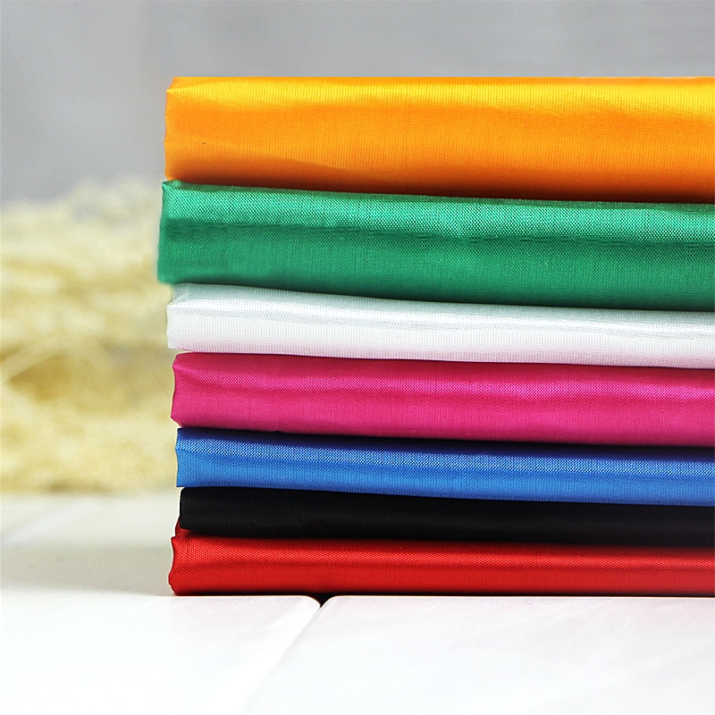 Włókno chemiczne sztuczny jedwab tkanina satynowa sukienka spódnica podszewka trznadel szeroki taniec zespół tkaniny przez metr materiał do szycia tekstylia
