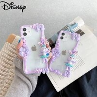 disney star delu for iphone 78pxxrxsxsmax1112pro12mini personalized creative border transparent mobile phone case