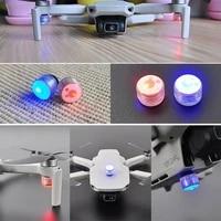 2pcs mini night flying signal lamp led flash lights navigation light for dji mavic mini air pro drone accessories dropship