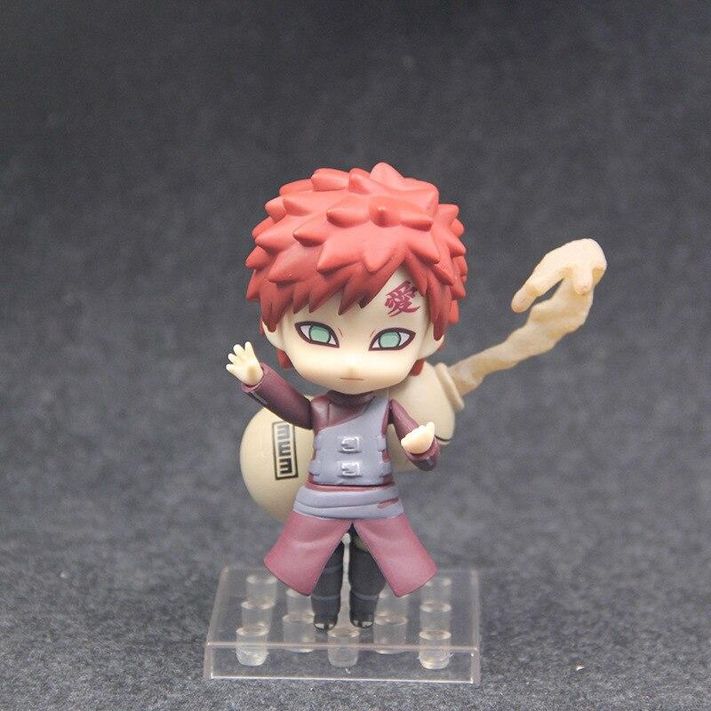 956 Naruto Shippuden Naruto Gaara figura de acción juguetes de modelos de colección para niños regalos