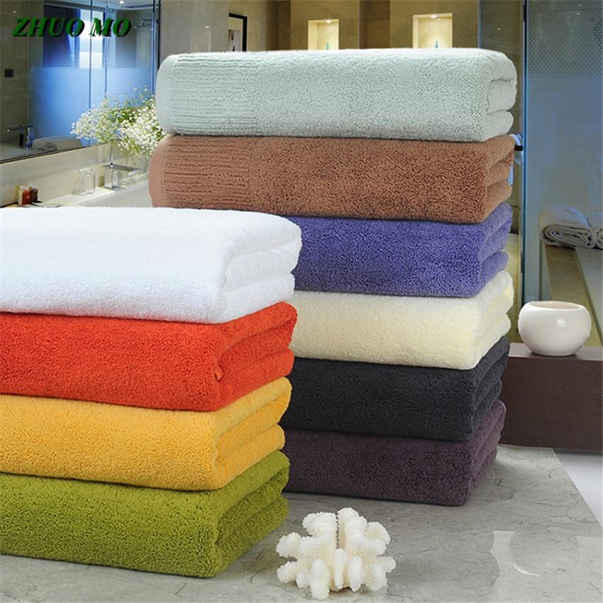 Утолщенное банное полотенце для взрослых, 100% хлопок, 700 г, для путешествий, для дома, супер абсорбирующее банное полотенце для лица, для ванно...