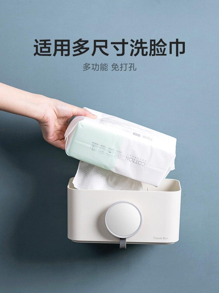 Creativity Toilet Paper Holders Wall Mount Multifunctional Nordic Paper Towel Holder Wc Rolhouder Bathroom Accessories DK50TP enlarge