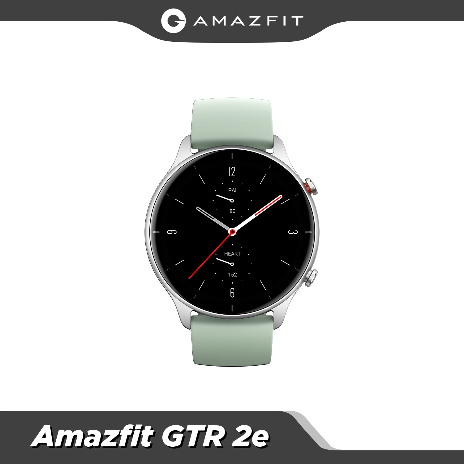 2021 Global Version Amazfit GTR 2e Smartwatch Answer Call 5 ATM Fitness Tracking Big Battery Smart Watch for Andriod for IOS