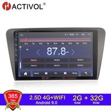 4G WIFI 2G 32G Android 9.0 2 din autoradio für SKODA OCTAVIA 2014-2018 autoradio магнитола auto audio автомагнитола auto stereo