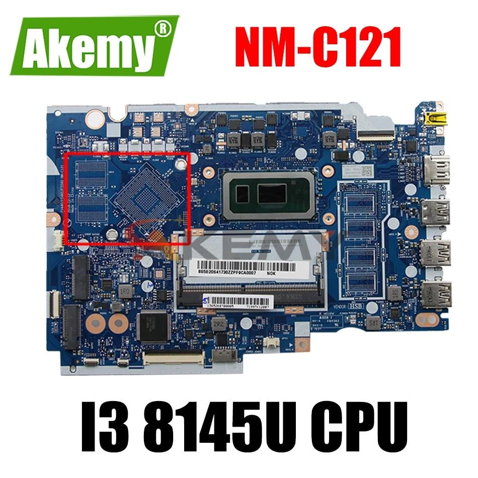 لينوفو ينوفو S145-15IWL V15-IWL اللوحة المحمول FS441 FS540 NM-C121 5B20S41726 5B20S41725 CPU I3 8145U 100% اختبار بالكامل