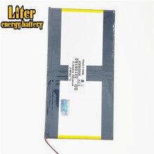3.7V,8000mAH,32105160 LIIB (batterie lithium-ion polymère/) batterie Li-ion pour tablette V971,V972 quad core