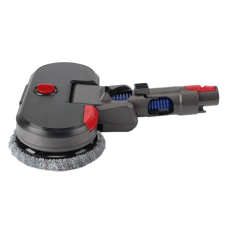 تنطبق على دايسون مكنسة كهربائية الملحقات V7 / V8 / V10 / V11 المنزلية رأس ممسحة ممسحة رطبة تنظيف شفط رئيس