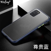 luxury translucent soft case for samsung galaxy a32 shockproof back cover for samsung a32 a22 a12 a52 a72 case for samsung a32