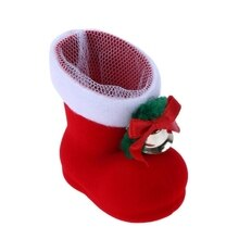 Christmas Boots Candy Bag Christmas Snowman Candy Bag Christmas Supplies Children Gift Bag Holiday P