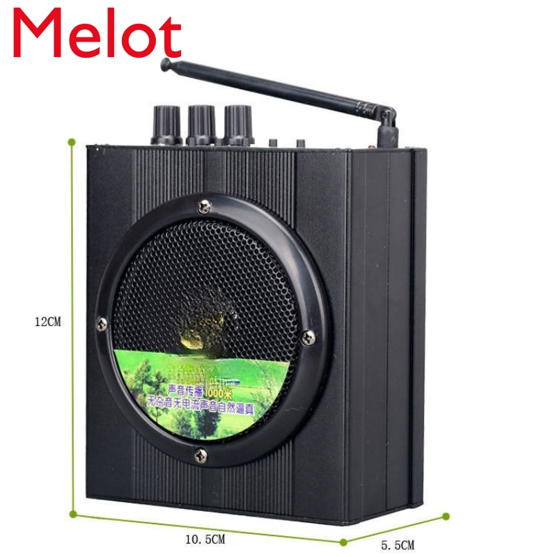Bluetooth Bee High-Power Multi-Function Media Player Wireless Remote Control Loudspeaker
