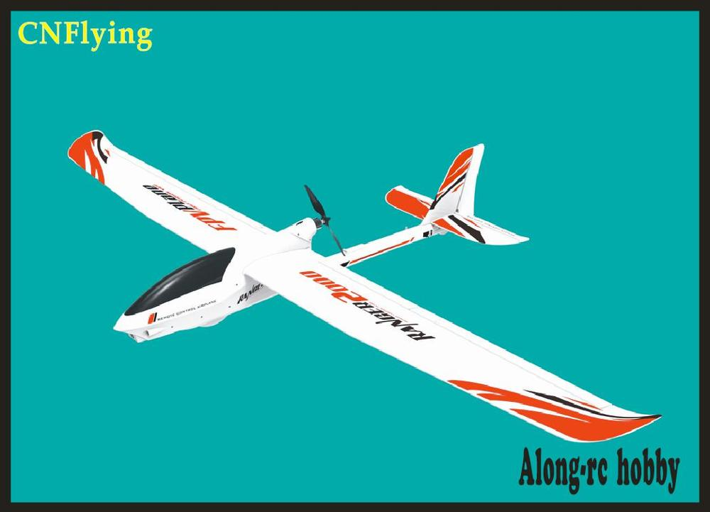 Epo rc avião volantex rc ranger 2000 V757-8 757-8 2000mm wingspan fpv avião rc 75708 kit conjunto ou pnp