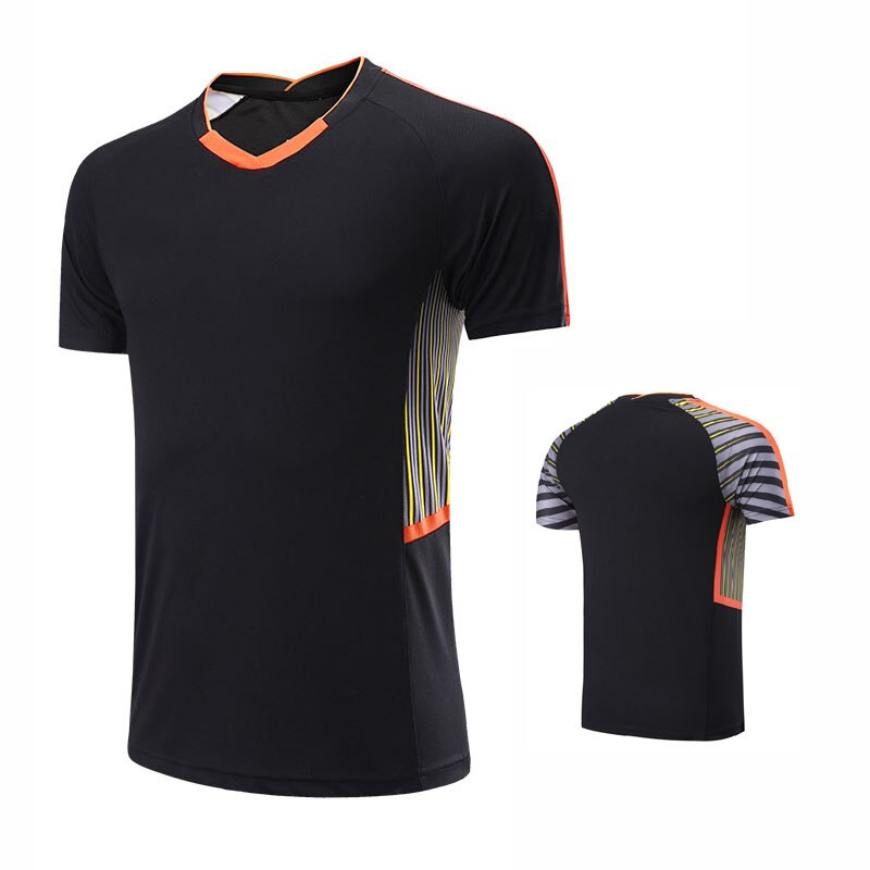 2020 Neue Badminton shirts Männer Frauen, sport hemd Tennis shirts Mädchen, tischtennis t-shirt, schnell trocken sport ausbildung t-shirts