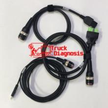OBD2 OBDII 88890304 + 8 Pin 88890306 + USB 88890305 Диагностический кабель для volvo VOCOM 88890300 и VOCOM II адаптер (88894000) vocom2