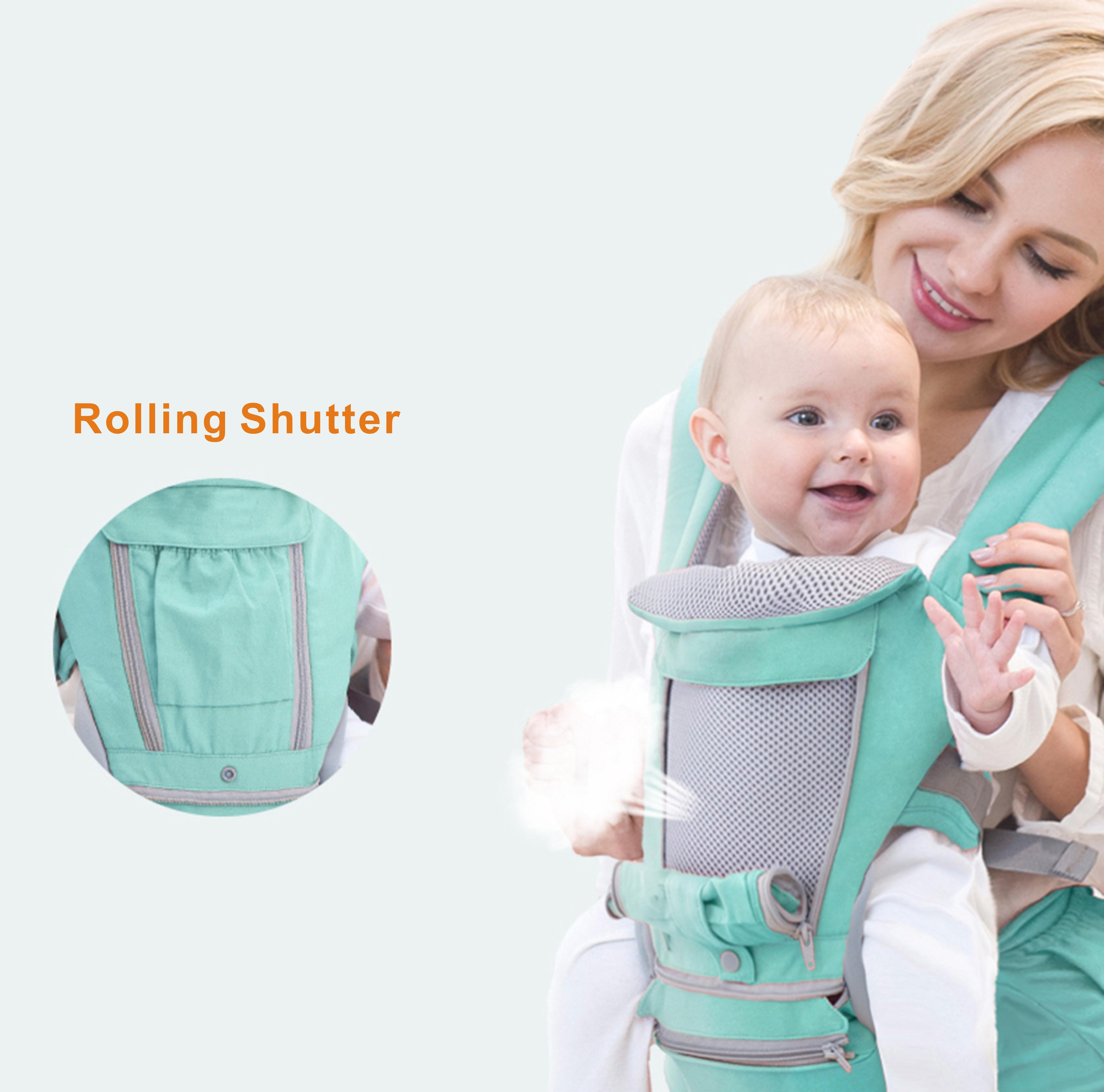 Дышащий эргономичный рюкзак-переноска для новорожденных, переноска для младенцев, кенгуру, Хипсит, Хипсит, слинг для ребенка, переноска рюкзаки кенгуру evenflo переноска active