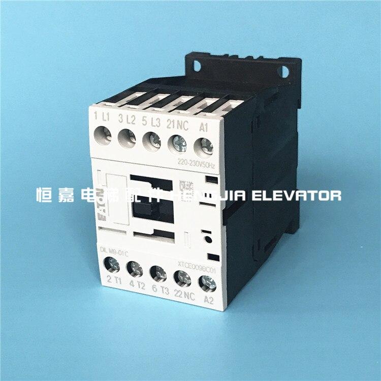 Gigante elevador KONE accesorios freno Contactor DIL M9-01C DILM9-01C 220V50/60Hz