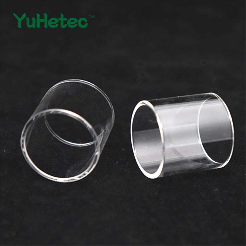 5PCS YUHETEC Replacement Glass Tank for Vaporesso VECO Plus SOLO Devil tank one plus kit Atomizer pyrex glass enlarge