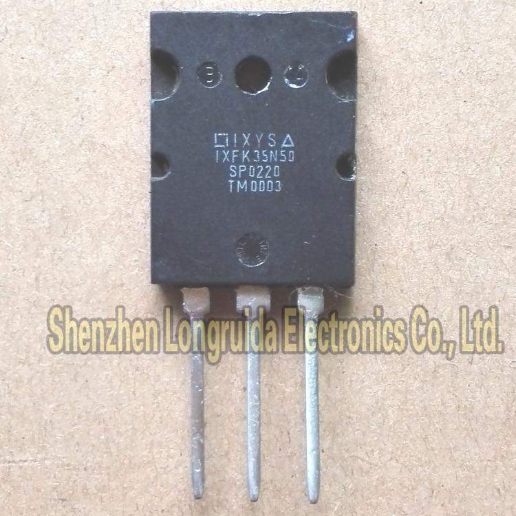 5PCS IXFK35N50 35A 35N50 PARA-264 MOSFET TRANSISTOR 500V