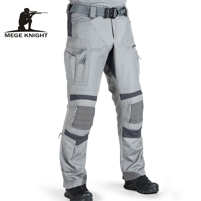 Mege Tactical Pants Military US Army Cargo Pants Work clothes Combat Uniform Paintball Multi Pockets