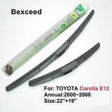 Balai dessuie-glace hybride pour Toyota Corolla E12   22