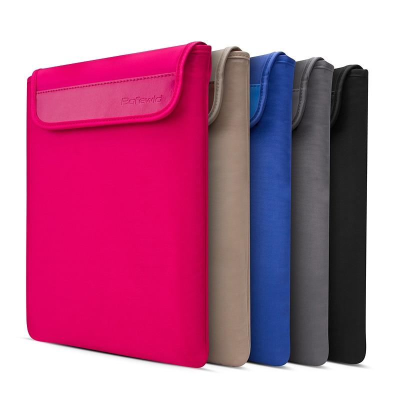 Bafewld 11,6/12,5/13,3/14/15.6/17.3 дюймов ноутбук рукав сумка для мужчин женщин мужчин ультрабук чехол 11 12 13 15 17