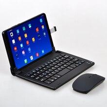 Fashion Ultra-thin Bluetooth Keyboard Case for 8 ich   xiaomi mipad 4 tablet pc for xiaomi mi pad 4 keyboard case