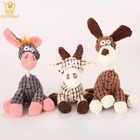 dog fleece toy dog plush voice toy bite resistant molars games for dogs accessories goods for dogs toys playing toys for car pet