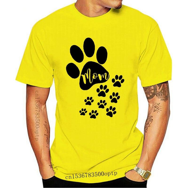 New Dog Mom Tshirt Fur Mama Shirt Pet Puppy Doggie Cool Dog Shirts Squeaky Toys ?Casual Print Fashion Tee Shirt