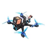 tcmm rc drone fpv beginner 220mm fpv racer rc drone omnibus f4 5 8g 40ch 30a dshot600 2207 2400kv 600tvl ccd arf